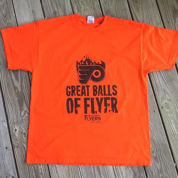 Fruit of the Loom Other - 2012 Philadelphia Flyers Playoff Hockey Tee